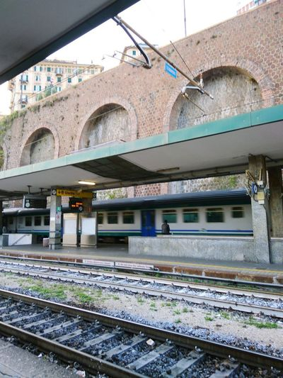 Railroad Track Rail Transportation Architecture Business Finance And Industry Built Structure Day No People Outdoors City Sky Italy Italia Italy Holidays Adult Adults Only 3XSP Italy 🇮🇹 3XSPUnity EyeEm Vacations Travel 3XSPUnity Architecture City Life Travel Destinations Transportation