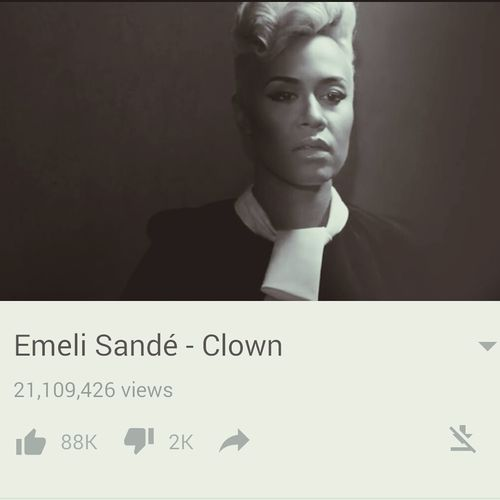 Love her voice...and this song..sounds really good. Emeli Sande Love It Listening To Music Relaxing Great Musicians Check This Out