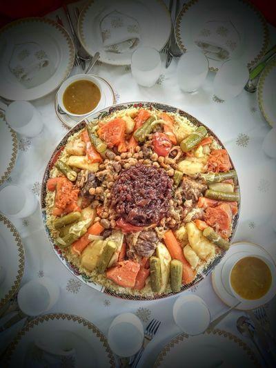 couscous Food