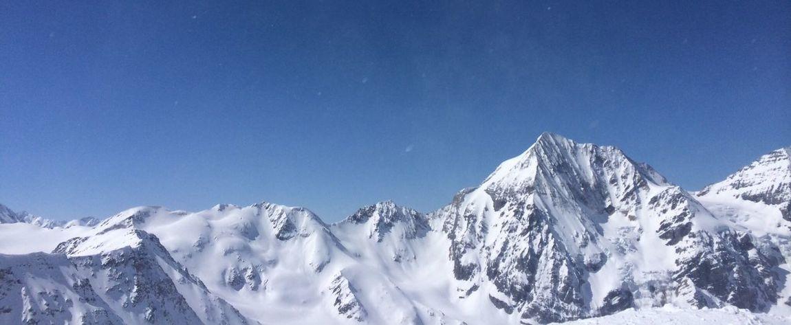 Sulden Solda Mountains Italy Ortler Mountain Range