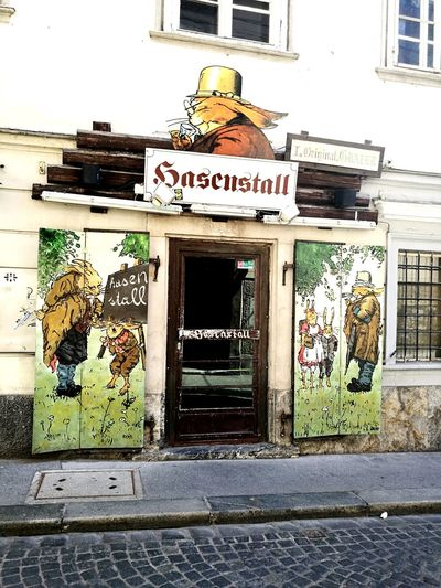 Built Structure Architecture Building Exterior No People Outdoors Day Graz City City Life City View  Restaurant Scene Bar - Drink Establishment Citylife City Center