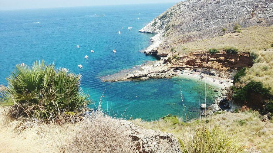 Il mio angolo di paradiso ♡ Cala Bianca Castellammare Del Golfo Sicily 👙🌴🌊😎😘
