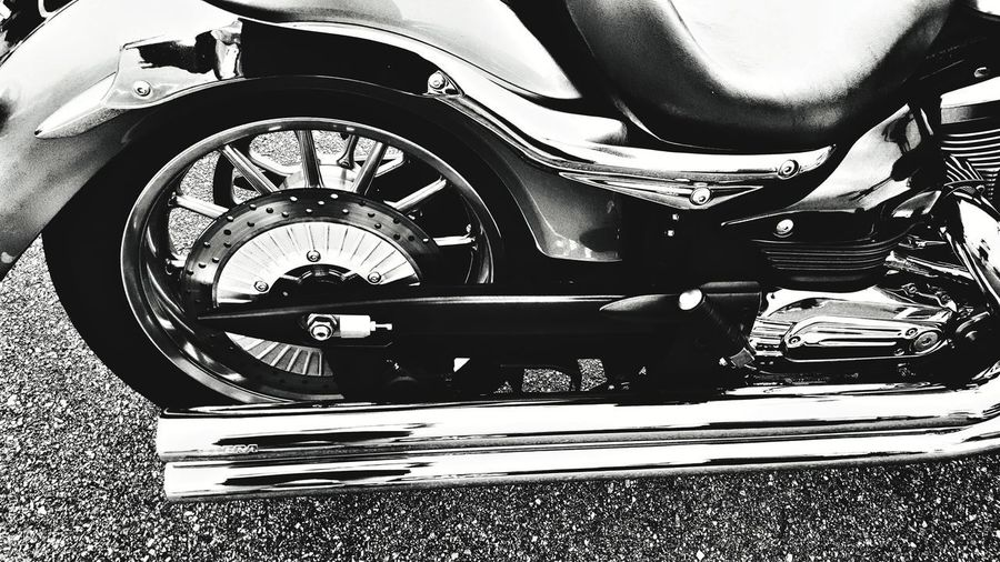 Transportation No People Day Close-up Transportation Shadow Full Frame Motorcycle Parts Motorcycle Therapy Motorcycle Motorcycle Photography Land Vehicle Mode Of Transport Chrome Metal Abstract Expressionism Abstract Photography Tailpipes