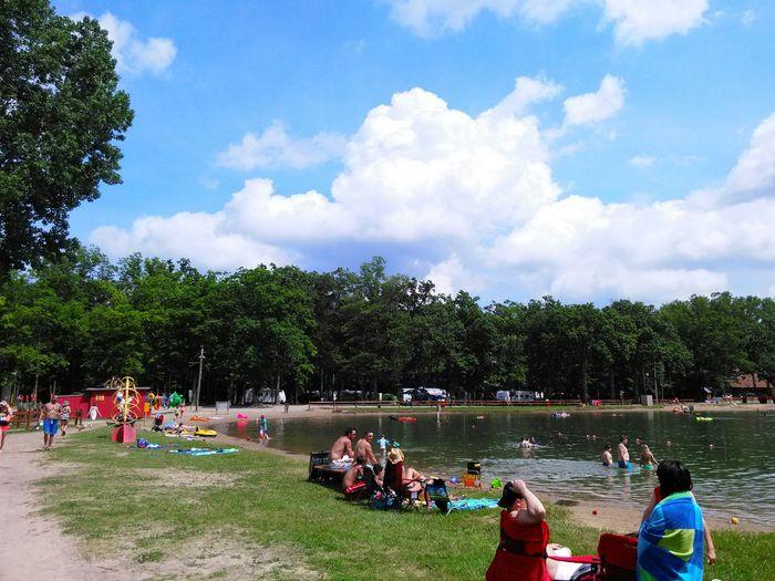 Beach Lake Campground