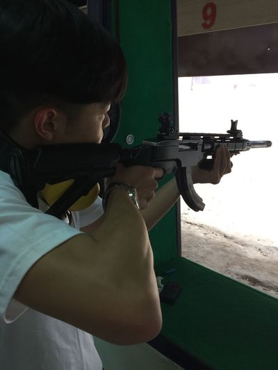 AK47 Pattaya Shotting