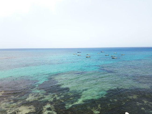 Fishermen boats Fisherman Fisherman Boat Fuerteventura Local Travel Photography Color Palette Ocean Deepblue Cloudy
