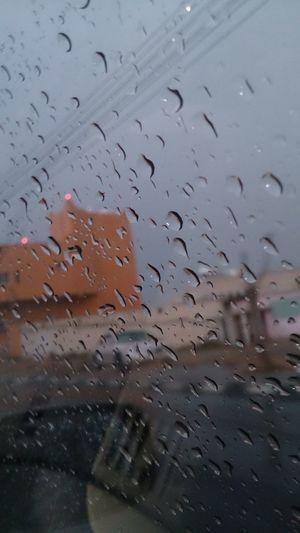 امطار اليوم ❤❤ مساء الخير  مطر