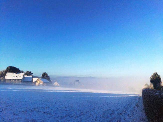 Ice Age ;) Huawai P9