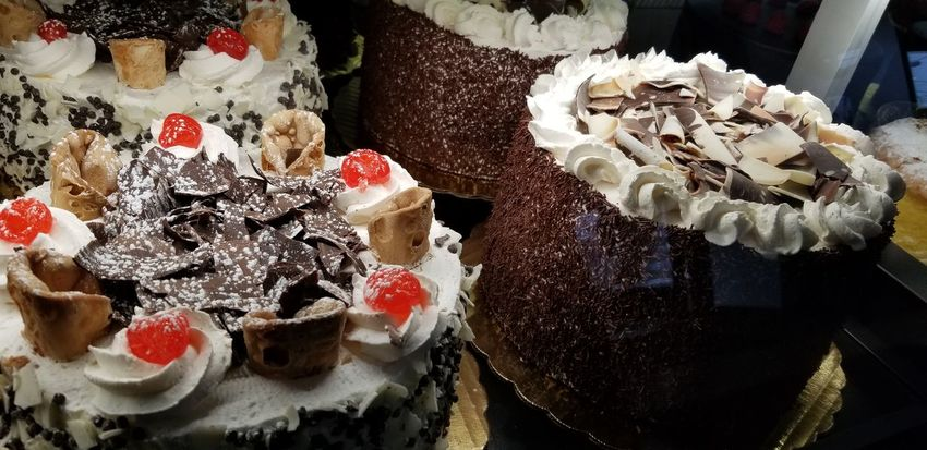 Sweet Food No People Heart Shape Christmas Close-up Dessert Indoors