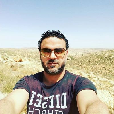 Selfie Wasama Janzour Tripoli Libya سيلفي وسامة جنزور طرابلس ليبيا