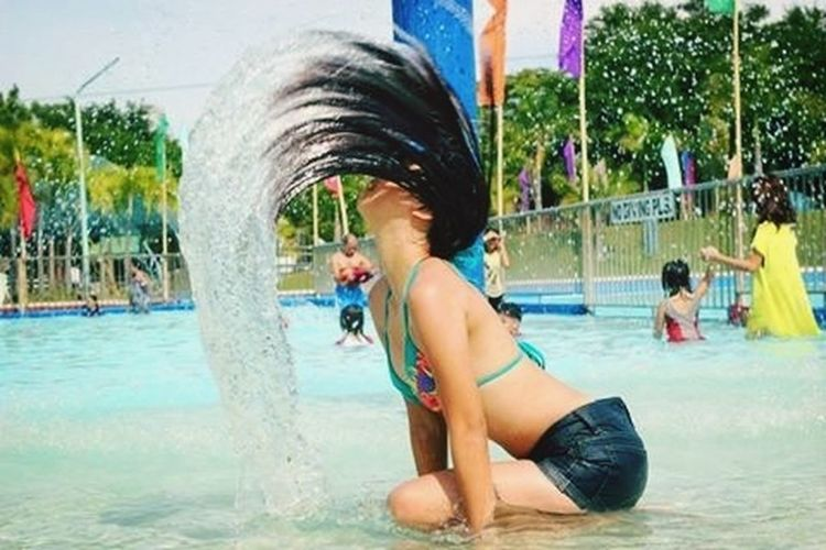 Hair Flip ✨ Nuartapp Thespians Mar141 2ndActivity