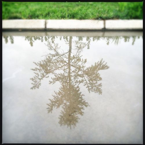 Reflection Beautiful Landscape Mobile Artist
