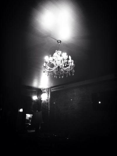Lights Kronleuchter Hanging Out