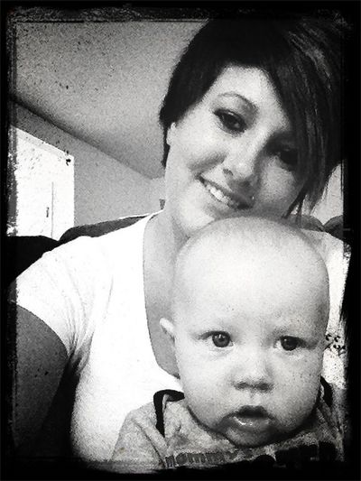 me and my boy