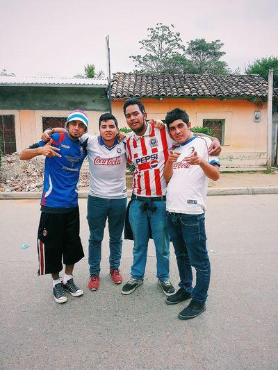 Olimpia Tricolor Família Leon 100%fiel DaleLeón