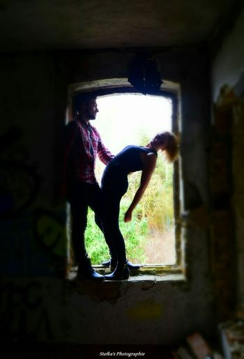 Taking Photos Check This Out <3 Lostplaces Urbexphotography Urbex Boyfriend Girlfriend Boy Girl Couplegoals Windowlovers