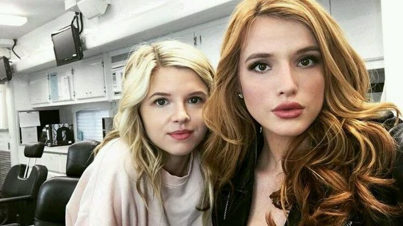 Bellathorne  Beautiful Woman Only Women Two People