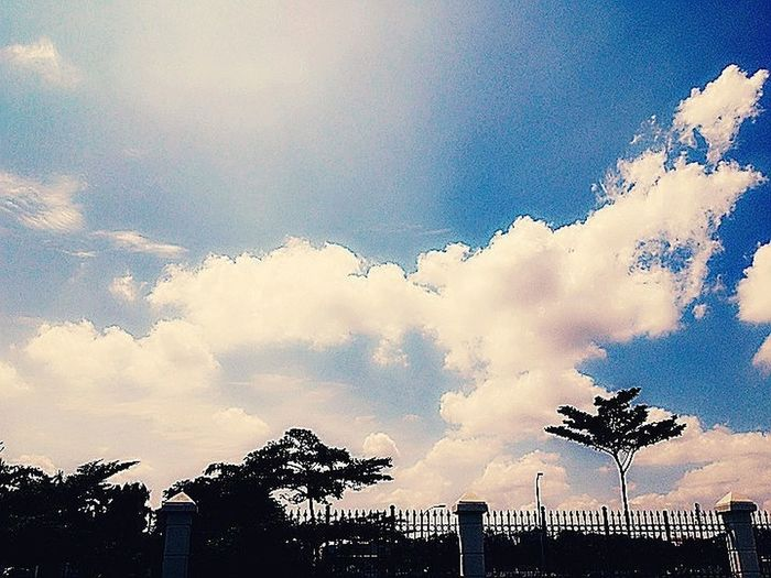 ... a walk thru cloud...