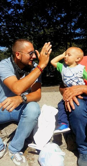 Givemefive Father & Son