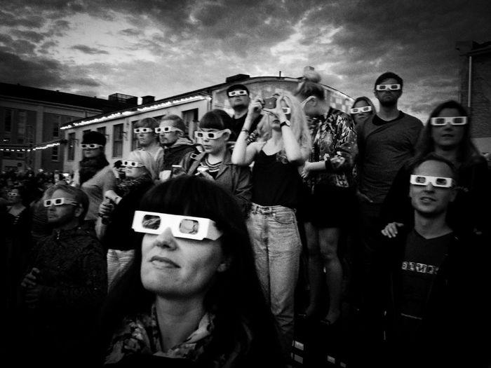 we are the robots. Blackandwhite AMPt_community Kraftwerk 3D EyeEm Best Shots - People + Portrait