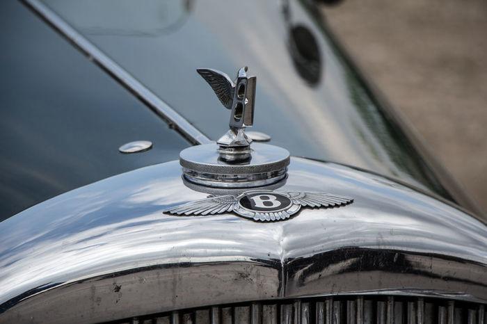 Car trade fair Auto Bentley Car Car Trade Close Up Close-up Emblem  Land Vehicle Mode Of Transport No People Rare Car Rarity Transportation Transportation Vehicle Vintage Cars