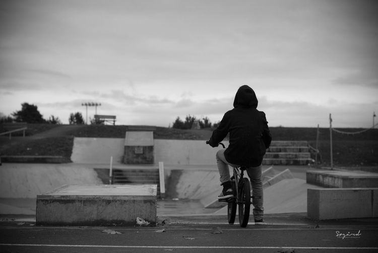 Suddenly winter aproaching. Sigurd Søraa at Koigen, Hamar, Norway. October 2012. Bmx  Bmx Is My Life Norway Hamar