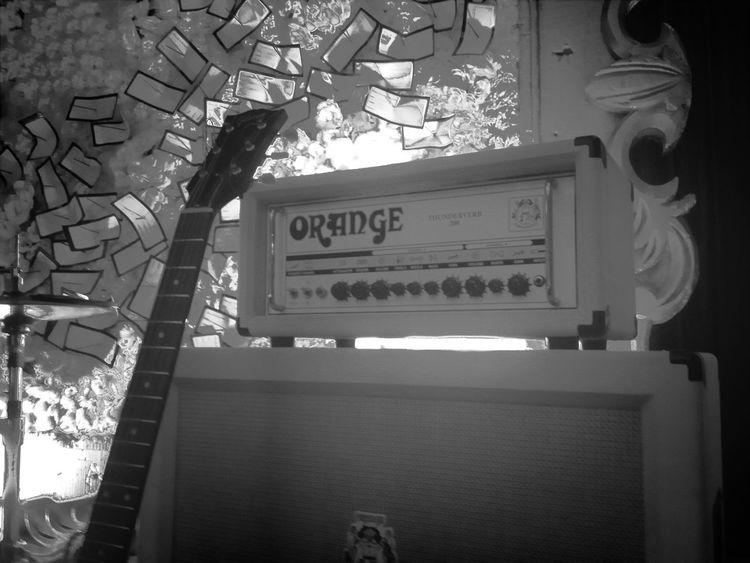 Ampli Sound Orange