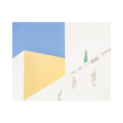 No People Architecture City Life Colors Photography Minimalism Outdoors Fine Art Photography Contemporary Art City Umbrella Sky Clear Sky Pastel Power Geometric Shape Graphic