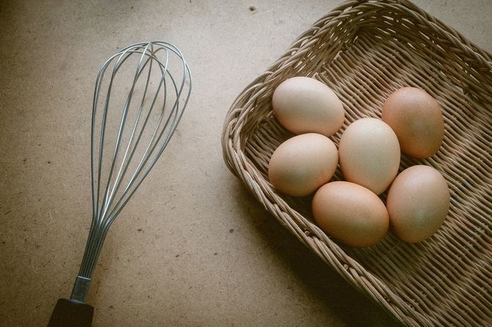 Cooking Eggs For Breakfast Eggs... Eggbenedicts Bakery Ingredients Delicious Enjoying Life Vintage Photo Foodphotography Food Photography