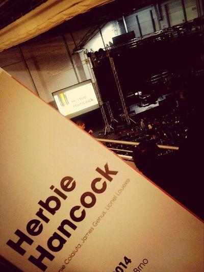 Herbie Hancock In Brno Jazz <3 great time