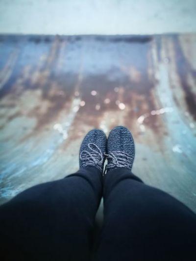 Human Leg Shoe Outdoors People