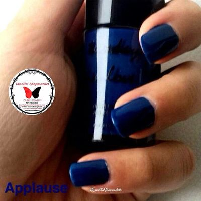 ☆TUESDAY IN LOVE ☆ Nailpolish … Finally, a nail polish for muslim women, Tuesday in Love is a Canadian company specializing in water permeable nail polishes … … KODE: 1 ⇨ APPLAUSE … ⇨HALAL ⇨Bisa dibawa shalat ⇨Aman Dipakai utk Cewek muslim dan Anak2 ⇨Original 100% ⇨Mudah Dibersihkan ⇨Mudah Dikelupas, Bisa tanpa menggunakan Aseton ⇨Air dapat Menyerap ke Kuku ⇨Tidak Merusak Kuku … Minat? ⇨Line: ollabutterfly ⇨BBM: 7d317d9c ⇨Transfer only BCA and MANDIRI ⇨Serious Buyer Only Happy Shopping I`Shop ~ ❤ … Kuteks Nailpolish Inglot Inglotnailpolish kuteksinglot halal kutekshalal halalnailpolish muslim inglotmurah kuteksmurah opi rubi pokari kuteksoriginal originalnailpolish zoya enamel ollamossabil ianollashopmarket goshmurah Palangkaraya banjarmasin pontianak nyx balikpapan etude oriflame hijab tuesdayinlove