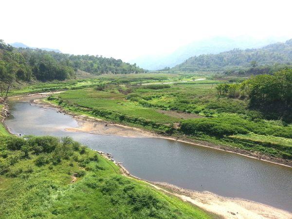 Hug River View Kanchanaburi Sangklaburi Thailand