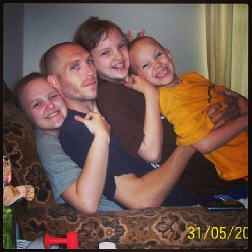 So old but love them Broandsis Dad Crazyfamilyofmine