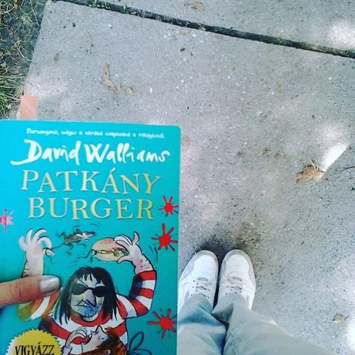 Goodbook Book Schoes Davidwalliams Patkányburger