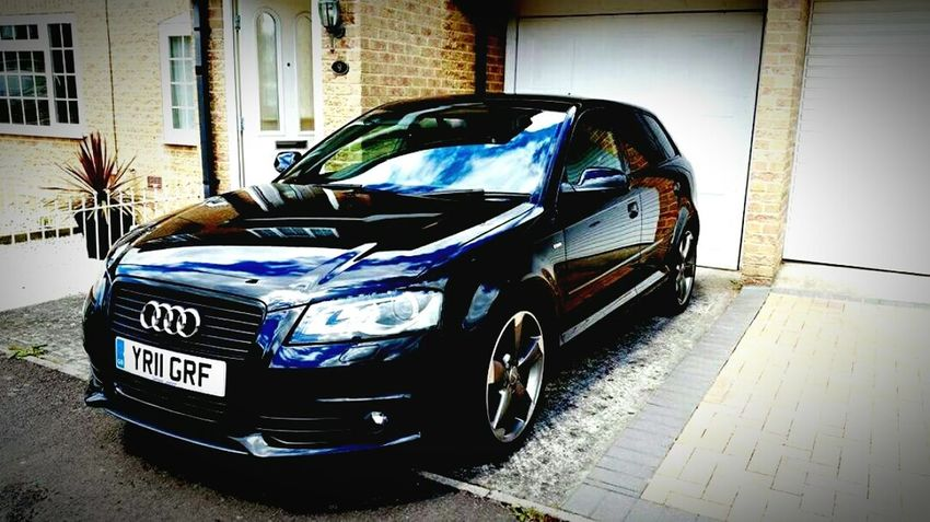 Audi A3 Audi Car Sline Shine Waxed Polished Fast Cars Alloys Racing Motorsport Driving Hanging Out Check This Out 2.0 Turbo 2.0tdi Enjoying Life EyeEm Best Shots Popular Photos Mobile Shots Somerset England Hanging Out EyeEmBestPics Eye4photography