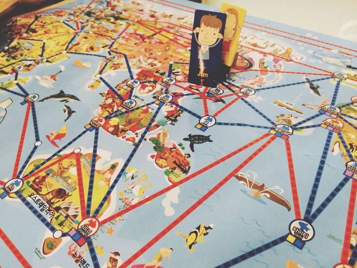Toy Board Games Burumable Game