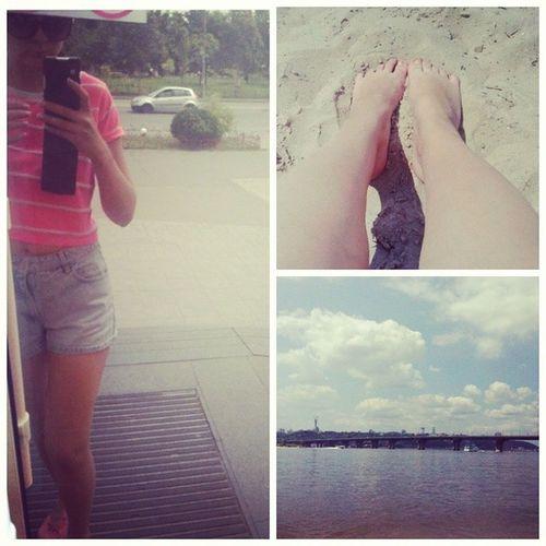пляжик Summertime лето люблюзагорать