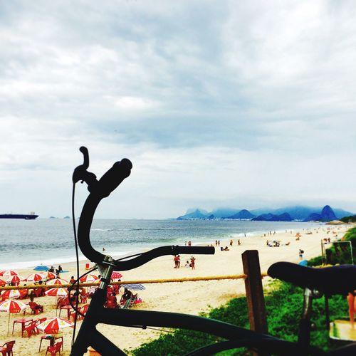 Bikesaroundtheworld Enjoying The Sun Bikelove Summer ☀