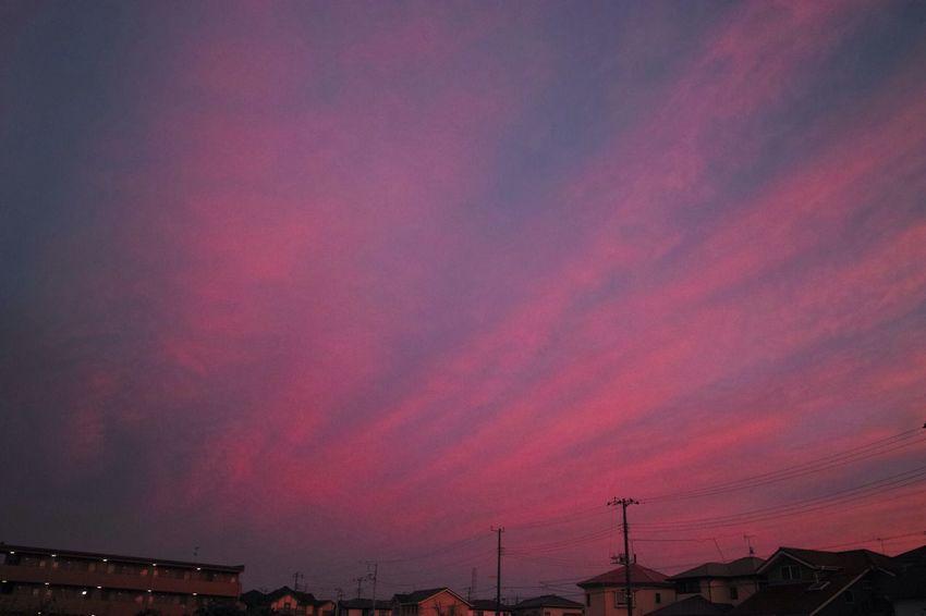 おつかれさま。 SigmaDP1X おつかれさま Twilight Sunset Afterglow