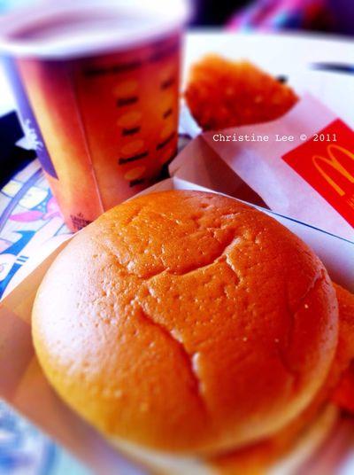 嘆個早餐先 at McDonald's 麥當勞 嘆個早餐先