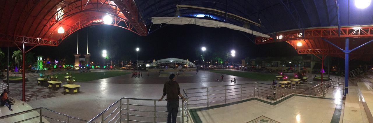 Dataran Segamat, Johor, Malaysia. Night view First Eyeem Photo