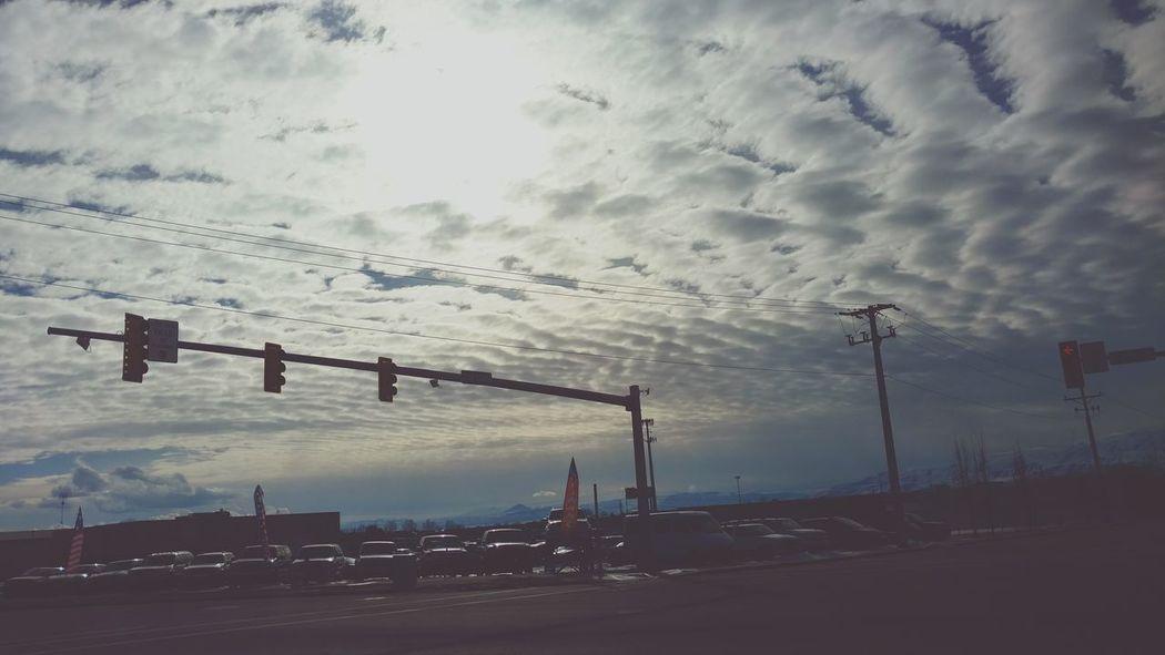 something lovely for your day. Utah Sky UtahisRad Orem UT Yesterday