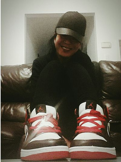 You stepped on my Jordans and all you can say is excuse me ???? Jordans On My Feet  Michael Jordan ♥ Flight Dunk