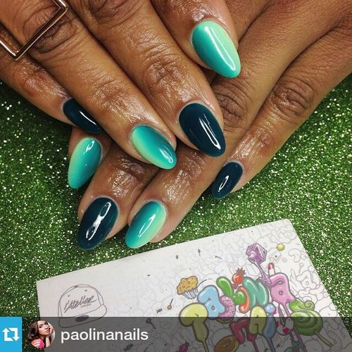 Nails Done 💅 Repost @paolinanails ・・・ Green🌿🌿Paolinanails Nailartist Atelierstore parisnailextensionkimnaildesign nail nails nailart nailparis rihannanailgasmmodeblingfashionnailpornnailsart girls nailaddict geldesign parisonglesgelnail onglegel ongle manucurebeauty nailsdone