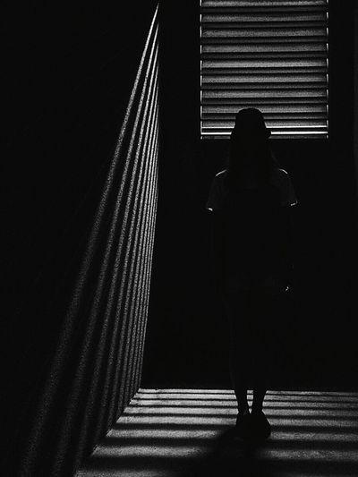 Свет и тень. Light And Shadow Black&white