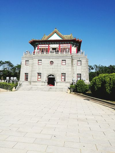 Architecture Travel Destinations Gate Building Exterior Built Structure Royalty Outdoors History Taiwan Kinmen Tourism