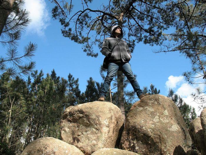 Me.... Rocks