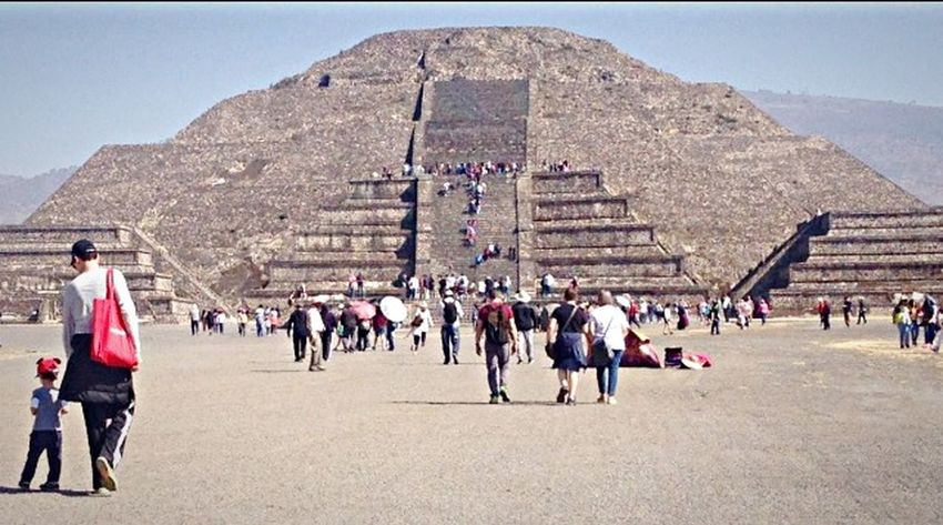 Ancient Civilization Pyramid Ancient History Archaeology Travel Destinations Old Ruin Architecture Tourism Large Group Of People Built Structure The Past Vacations Travel Spirituality Ancient History Stone Material Building Exterior