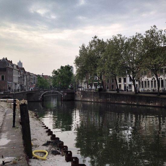Dutch Canals Bridge Dutch Life